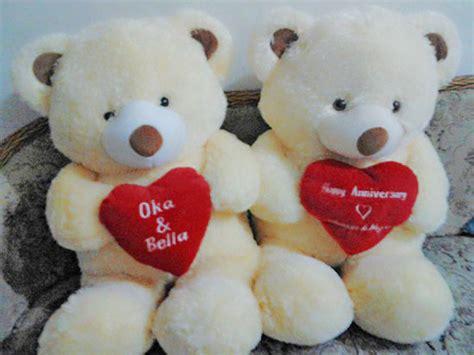 Boneka Teddybear Jojon jual boneka teddy besar lucu dan murah tokobonekaonline net