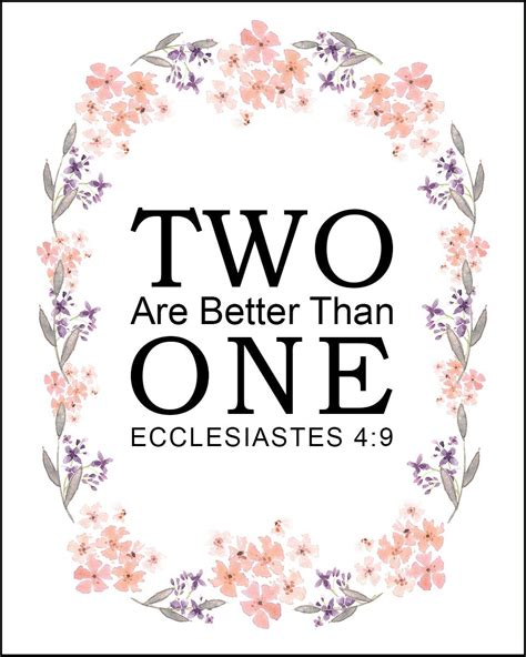Two Boyfriends Are Better Than One Dating ecclesiastes 4 9 two are better than one free bible