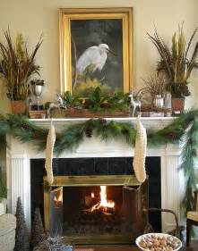 Decor For Fireplace 50 Mantle Decoration Ideas