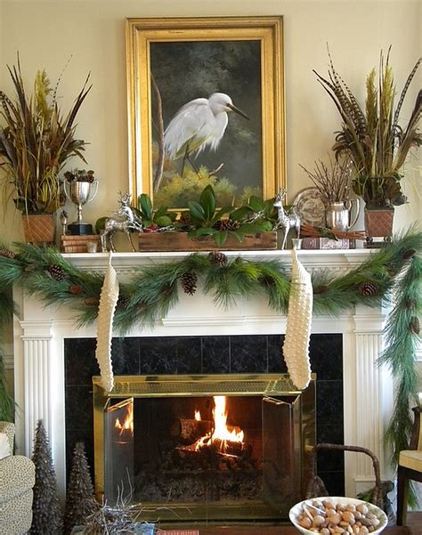 Decorating Ideas For Mantels 50 Mantle Decoration Ideas