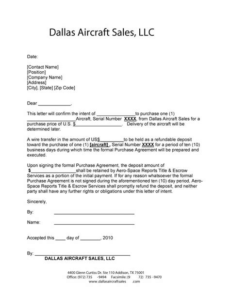Letter Of Intent Sle For Ntc 40 Letter Of Intent Templates Sles For School Business