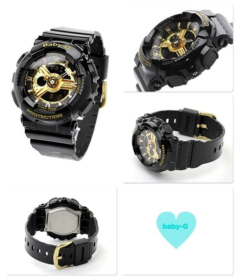 Sale Casio Baby G Original Ba 110 Series Black Grey casio baby g ba 110 1a original end 3 31 2018 10 15 am