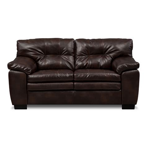 brown leather sofa bed convertible loveseat sofa bed with chaise couch sofa