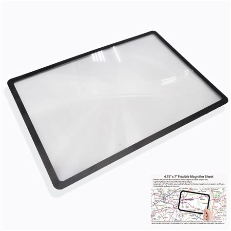 full page magnifier with light page magnifier full page magnifier with light for
