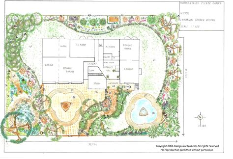 garden layout design design a garden ideas and tips mybktouch