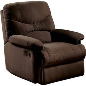 Microfiber Living Room Chairs Recliner Chair Microfiber Living Room Furniture Reclining Home Seat New Ebay