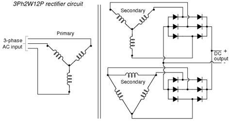 3 phase diode bridge rectifier calculation rectifier circuits diodes and rectifiers electronics textbook