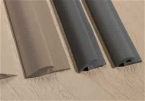 Rubber Floor Trim by Edging Transitions And Thresholds