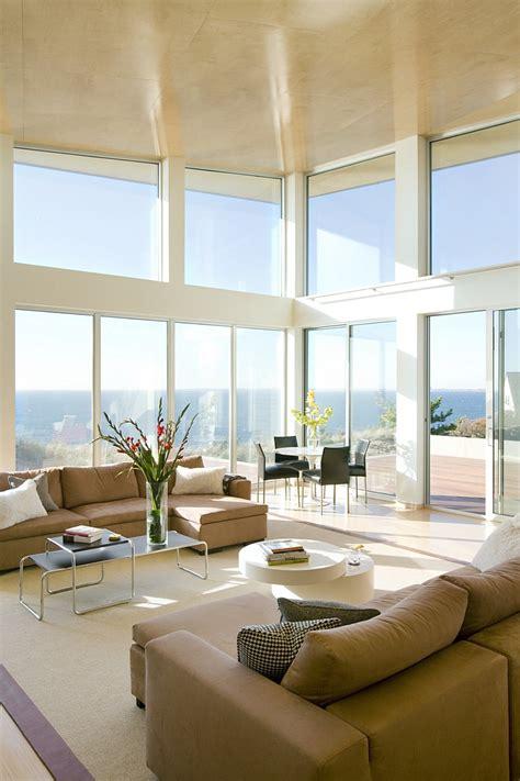 Cape Cod Interior Design - truro residence a green modern beach house zeroenergy design