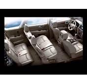 2014 Nissan Armada Interior  YouTube