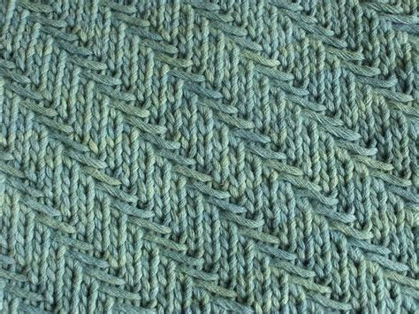 herringbone stitch knitting woven diagonal herringbone knitting stitch ideas