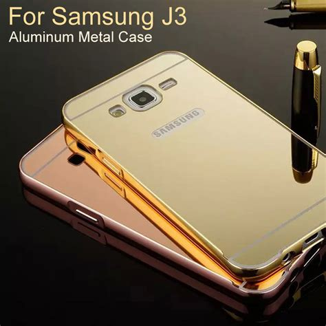 Backcover Dan Bumper Mirror Samsung Grand Duos lihat harga samsung galaxy j3 aluminium bumper mirror