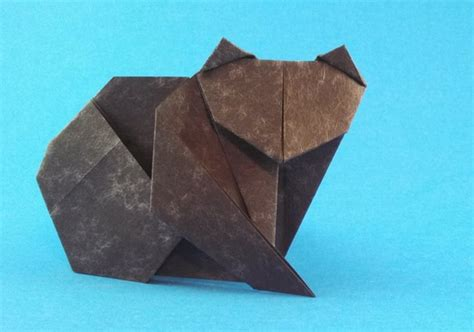 Paul Jackson Origami - origami zoo by paul jackson and miri golan book review