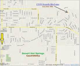 alta loma california map desert springs land lot for sale beautiful desert view