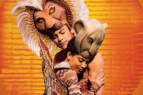 imagenes musical rey leon el rey le 243 n el musical en madrid teatro lope de vega