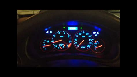 change light how to tune your speedometer and change the led colors on