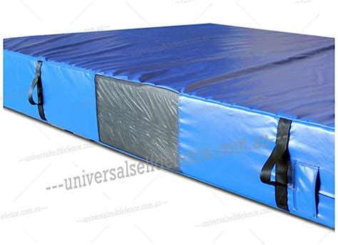 Thick Tumbling Mats by Large Landing Mats 30cm Thick Enquire Only