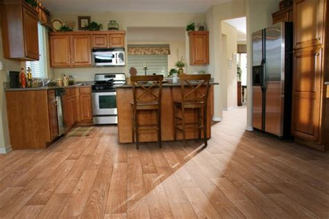 kitchen flooring ideas with oak cabinets kitchen flooring ideas great kitchen flooring ideas with