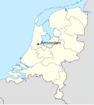 where is amsterdam on the map map of amsterdam amsterdam city map where is the amsterdam
