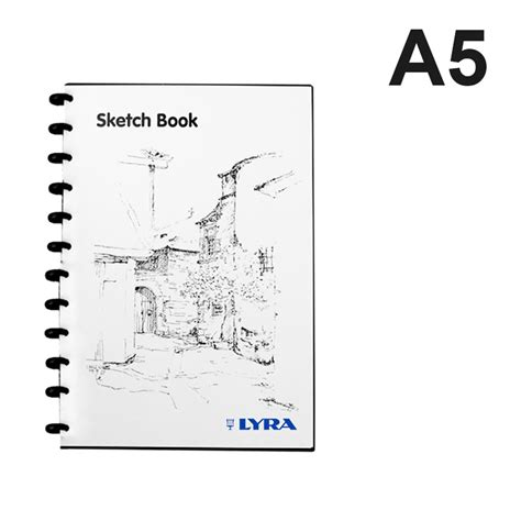 Jual Lyra Sketch Book A5 Isi 30 Lix Supplies