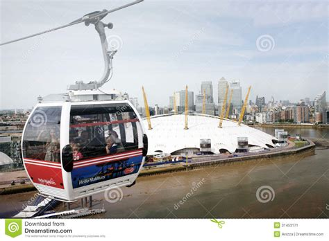 thames river taxi to o2 london transport emirate air line london thames cable car