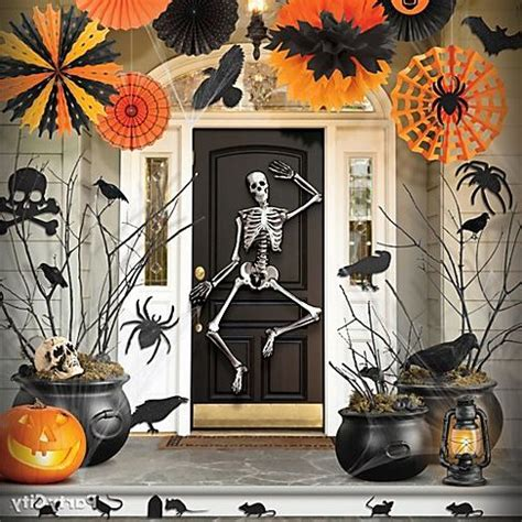 decorar paredes para halloween decoraci 243 n para halloween 2019 60 fotos e ideas baratas