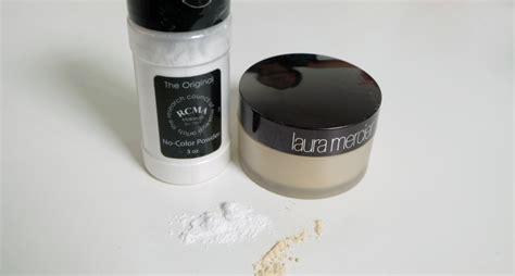 Bedak Rcma pilih mercier atau rcma translucent powder daily