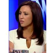 Andrea Tantaros Cleavage Car Pictures