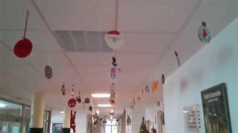 decorar friso navideño pasillos decorados plaza lucchesi hotel los pasillos y