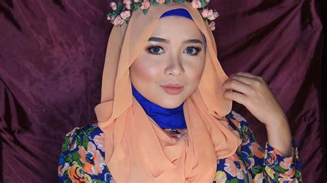 Inez Eyeshadow No 1 makeup tutorial inez propessional color pallete