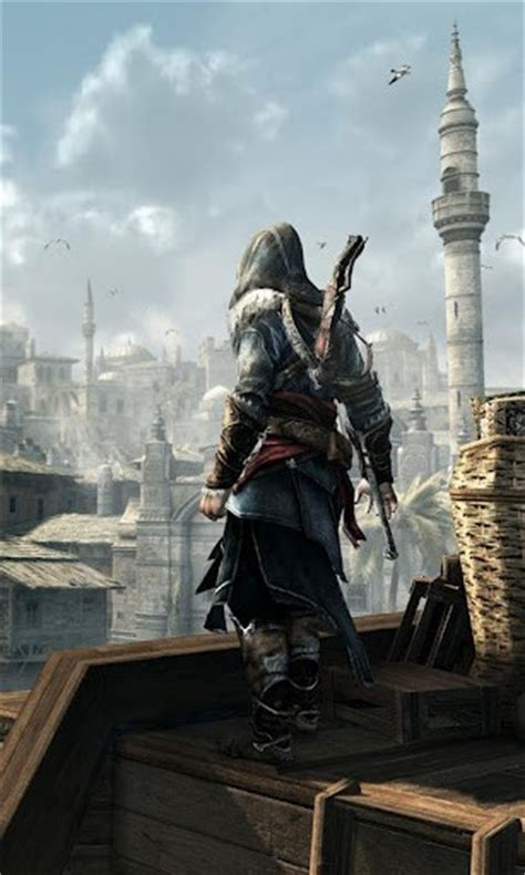 assassin s creed android assassin creed live wallpaper app for android