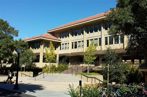 Portland State Mba Requirements by Lathrop Library Renovation Stanford Pae