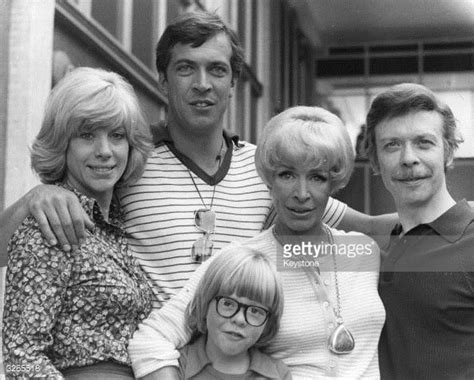british comedy series george and mildred pictures getty images