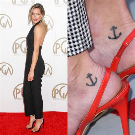 katie cassidy tattoos tattoos style