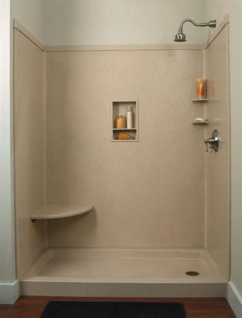 Bathroom Shower Insert Shower Stall Inserts Magically Transform Bathroom Best Shower Enclosures