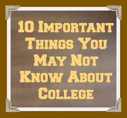 Tu14 10 Things You May Not Know About Minecraft Xbox 360 - 10 important things you may not know about college dear
