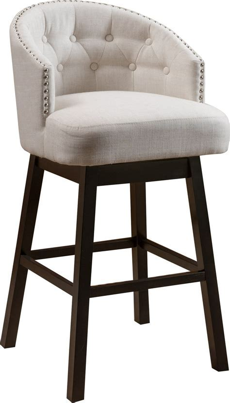 Stools Design: comfortable bar stools with backs 2018