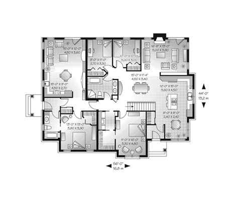 eplans new american house plan incredible indoor pool 37 best architecture european american houses images on