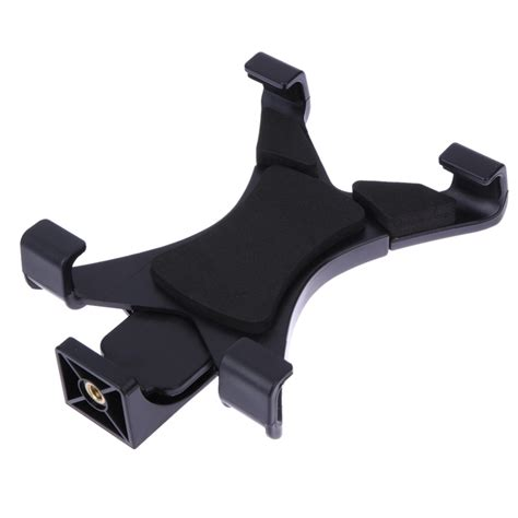 Universal Mount Tablet Holder Mount Bracket Tripod Holder Tablet universal tablet stand tripod mount holder bracket 1 4 quot thread adapter for 7 quot 10 1 quot for pad high