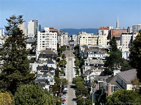 Knob Hill Sf by San Francisco From Pacific Heights View Two