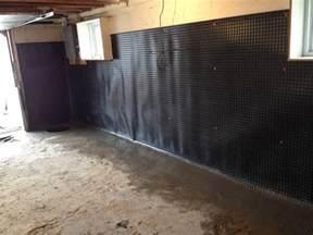 Waterproofing Basement Walls From Inside Basement Waterproofing In Toronto We Fix Damp Basements