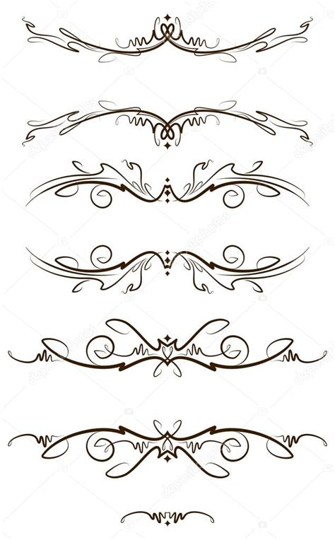 cornici eleganti cornici di testo elegante vettoriali stock 169 antonshpak