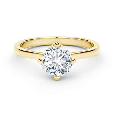Solitaire Ring by Forevermark Setting 174 Solitaire Ring Forevermark