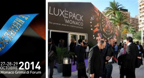 Ebeauties October 27th by Luxe Pack Monaco Announces 2014 Conferences Packaging