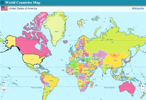 an atlas of countries world country map my blog