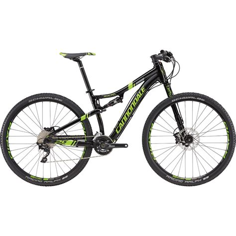 Mountainbike Vollgefedert 995 by Cannondale Scalpel 29 4 Mountainbike 2016 Rep Bike24
