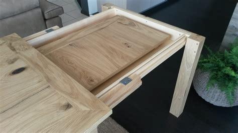 tavolo rovere allungabile tavolo node in rovere massello allungabile tavoli a