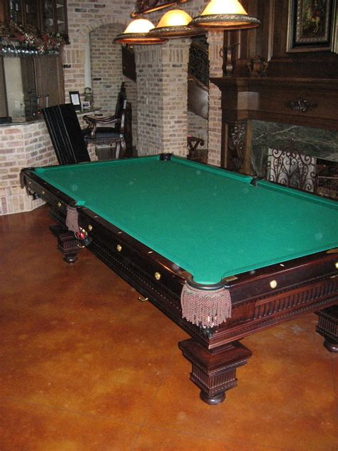 dining table dining table converts into pool table