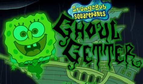 olandese volante spongebob spongebob ghoul getter il gioco