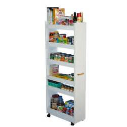 Kitchen Cabinet Rolling Shelves Kitchen Cart Rolling Kitchen Pantry Cabinet With Wood Storage Shelves Kitchensource